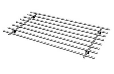 Ikea Lamplig Stainess Steel Trivet Pot Pan Stand 50 x 28cm NEW