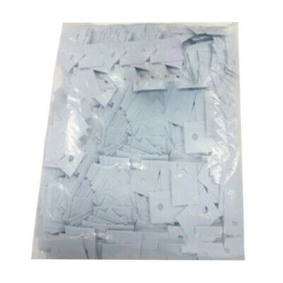 1000 Pcs Silicon Thermal Heatsink Insulator Pads for TO-220 Transistor G8S4