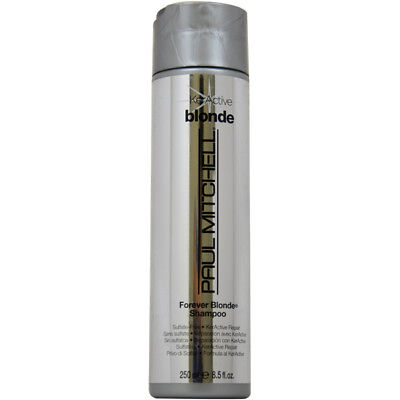KerActive Forever Blonde Shampoo by Paul Mitchell for Unisex - 8.5 oz Shampoo