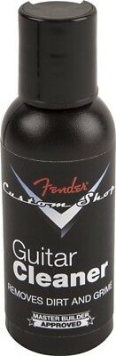 NEW - Genuine Fender Custom Shop Guitar Cleaner, 2 oz., #099-0537-000