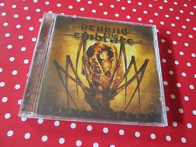 BEYOND THE EMBRACE Insect Song CD US METAL CORE MELODIC DEATH