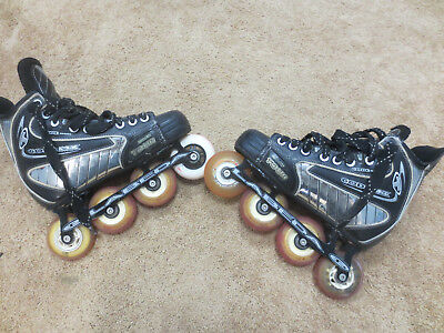 Tour Code MX Inline Roller Hockey Skates Size 8