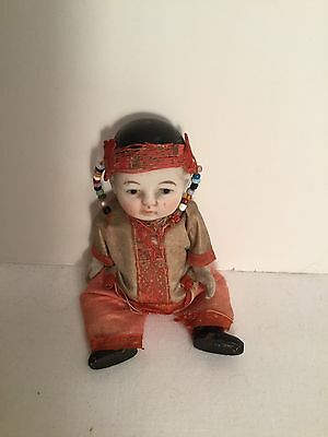 Antique Chinese doll