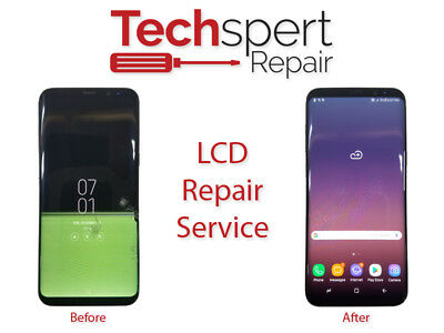 iPhone 7 Cracked Glass and LCD Broken Screen Repair Service OEM
