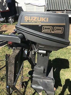 5 hp mariner long shaft 1991 outboard motor aud for Suzuki outboard motor repair