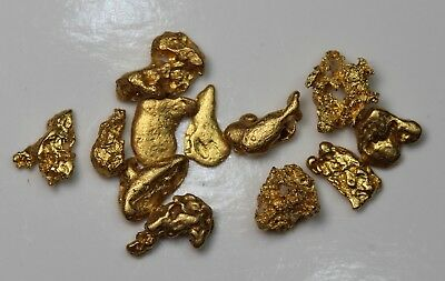 Gold Nuggets 1.19 Grams (Australian Natural)