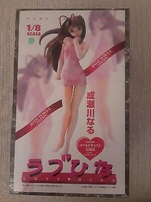 New Love Hina Naru Narusegawa Bath Towel Edition 1/8 Scale Resin Figurine Statue