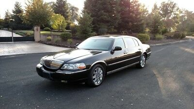 2003 Lincoln Town Car CARTIER L (VERY RARE) CELEBRITY OWNED BY SAC KINGS 2003 LINCOLN TOWN CAR TOWNCAR CARTIER L RARE! ONLY 45K MILES! CELEBRITY OWNED!!!