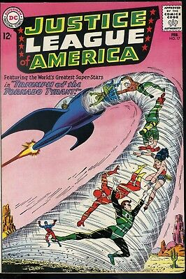 Justice League of America #17 VF