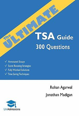 The Ultimate TSA Guide: 300 Practice Questions: Fully Worked Solutions, Time...