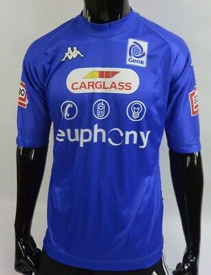 2004-05 Kappa KRC GENK HOME Football SHIRT SIZE XL (adults)
