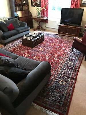 The Most Amazing Very Large Deep Pile Country House Rug. Offers?