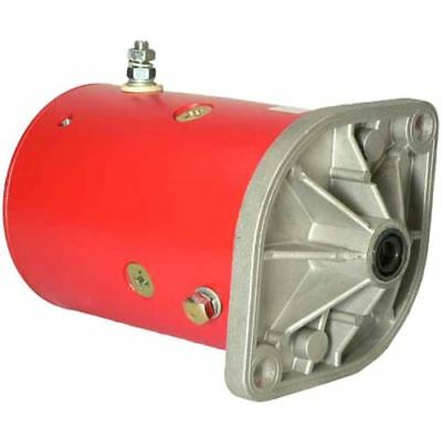 Western Snow Plow Motor Lift Pump MKW4009 1981-UP