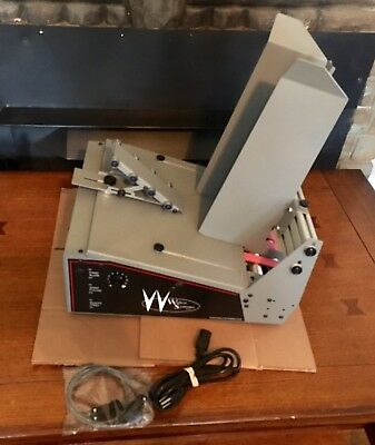 """WALCO Systems 12"""" Friction Feeder New Demo F110E like Sure-feed Great Price!"""