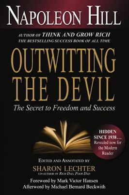 New 2012 Outwitting the Devil The Secret to Freedom and Success by Napoleon Hill