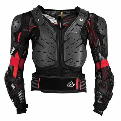 2017 Acerbis Koerta 2.0 Body Armour - Black / Red