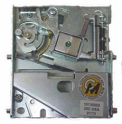 New 25 Cent Coin Mechanism for All Coin Operated Arcade Game Machines