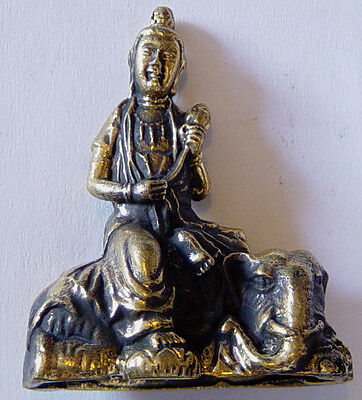 Quanyin brass bronze molded sculpture