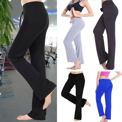 Women/'s Gym Comfy Soft Lounge Casual Fitness Yoga Pants Trouser Athletic Stretch