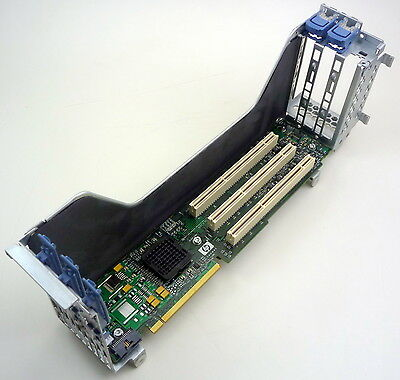 Hp  Proliant Dl380 G4 Riser Card + Cage  359248-001