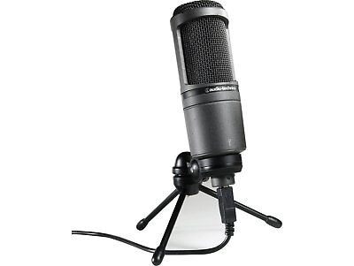 Audio Technica AT2020 USB Cardoid Condenser Microphone