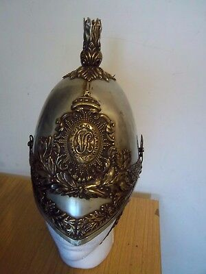 1847 Royal Heavy Dragoons Helmet, Very Rare Collectable Military Antique