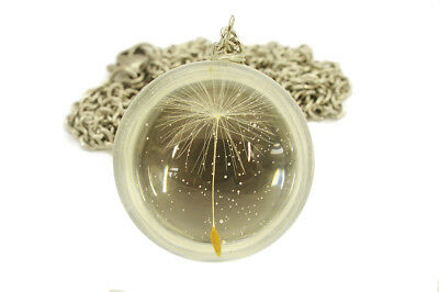Sterling Silver Make A Wish Pendant Globe Edition