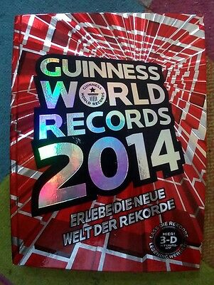 Guinness World Records 2014 NEUWERTIG