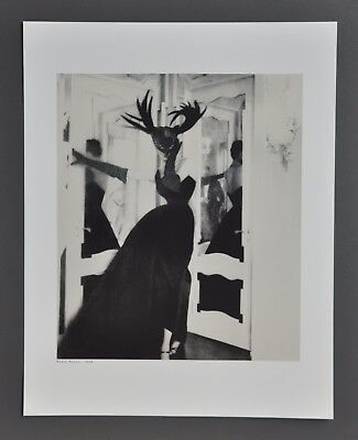 Karen Radkai Ltd. Ed. Photo Art Print Kunstdruck 28x36cm Fashion Photograph 1949