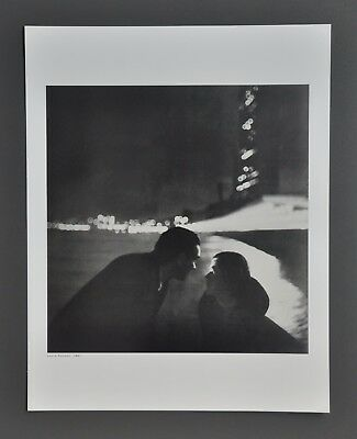 Louis Faurer Ltd. Ed. Photo Art Print Kunstdruck 28x36cm Fashion Photograph 1951