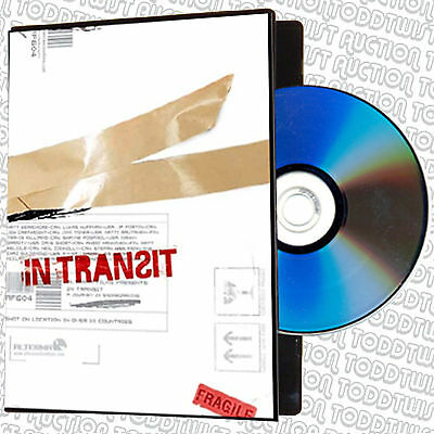 In Transit -   Snowboard Film / Snowboarding DVD - SALE PRICE