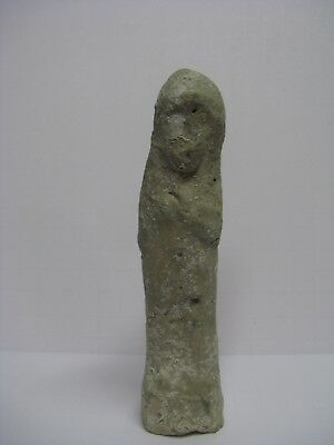 Ancient Egyptian/ Eastern Mediterranean Goddess Statuette