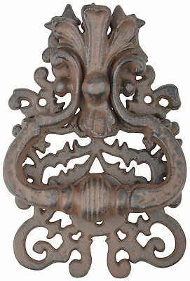 New Cast Iron Door Knocker Vintage Antique Look Home Decore Classic Home Decor