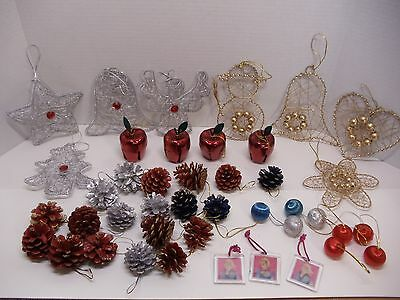 Assorted Lot of  Christmas Tree Ornaments