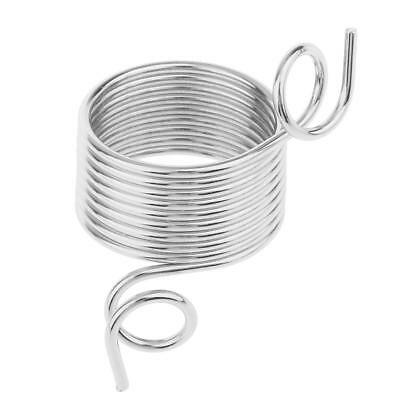 Nickle Plated Wire Yarn Stranding Guide Knitting Thimble for Knitting Craft
