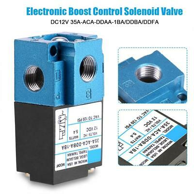 12V Electric Boost Control Solenoid Valve Cast Steel