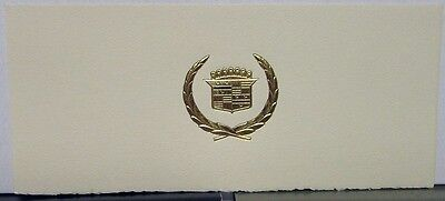 1973 Cadillac Dealer Mailer Invitation Connor Brown Cadillac Ft Lauderdale Fl