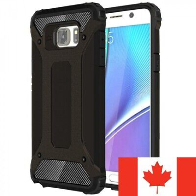 For Samsung Galaxy Note Case - Dual Layer Hybrid Shockproof Armor Cover