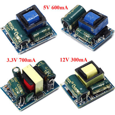 AC 100-240V to DC 5V/12V/15V 1A/2A/3A/5A Switching Power AC-DC Supply Module DE