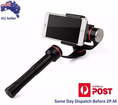 Shining S1 3-Axis Gimbal Stabilizer for all Smartphone Iphone Samsung GoPro