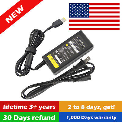 for Lenovo ThinkPad X1 Carbon Touch Ultrabook AC Adapter Charger + Power Cord
