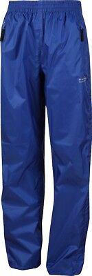 High Colorado Rain 2 K Children's Rain Pants - Blue