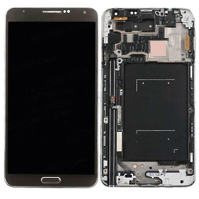 Black LCD Display Touch Screen Digitizer For Samsung Galaxy Note 3 N900A N900T
