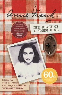 The Diary of a Young Girl: Definitive Edition-Anne Frank