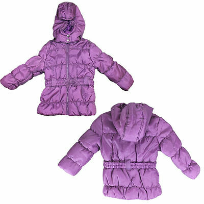 WHOLESALE JOB LOT 10 X GIRLS PADDED SCHOOL / WINTER COATS  AGE 1 to 5
