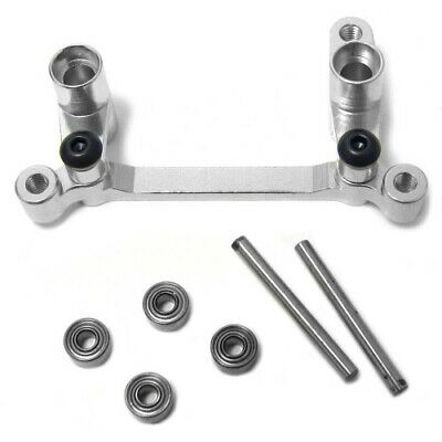 NEW Hot Racing Associated SC18 RC18T2 Sil Aluminum Ball Bearing Steering Kit