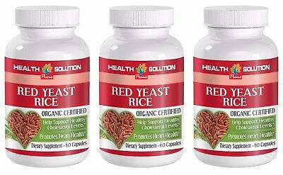 Wellness vitamins tablets - RED YEAST RICE 600MG 3B - coenzyme capsules