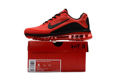 2017 new style 5max AIR Athletic sport shoes red with black for men