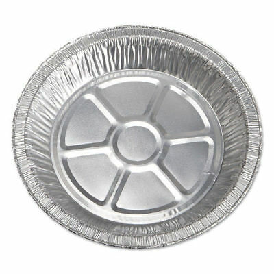 Handi-Foil 30430 9 in. Aluminum Cooking/Serving/Storing Pie Pan, 200/Carton New