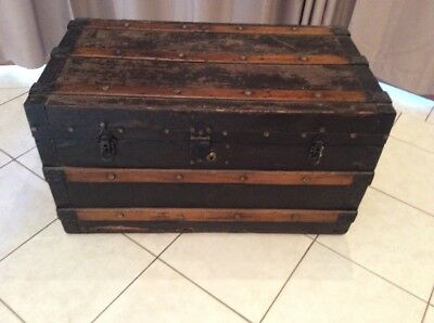 Vintage Antique Chest Early 1900